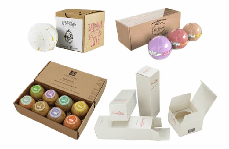 Perfect Bath Bomb Boxes combination for your bath
