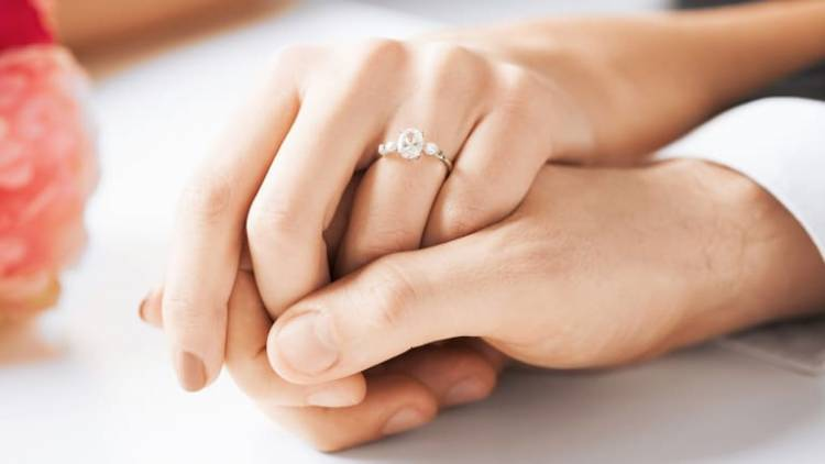 Romantic Marriage Proposal Realistic Story