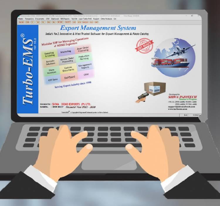 Export Management Software