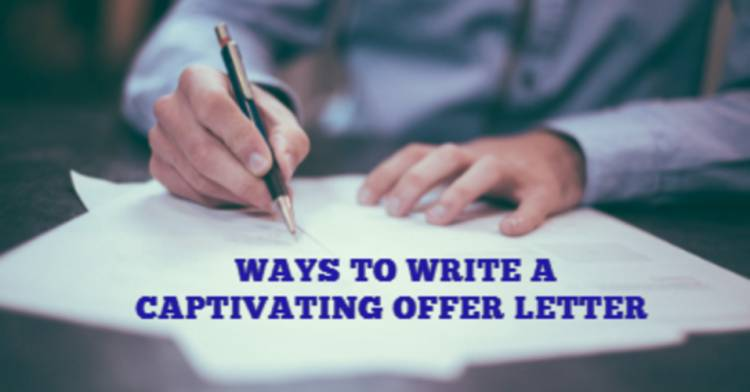 What is Offer Letter & How to Write It?