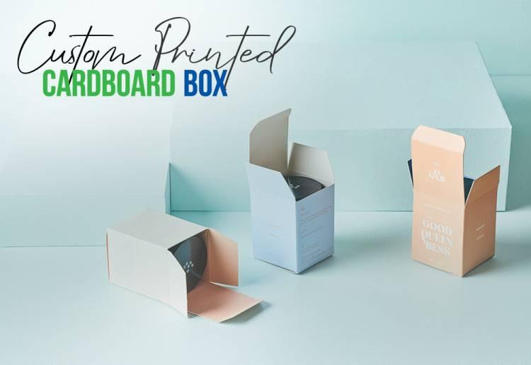 BRANDING TECHNIQUES FOR CUSTOM PRINTED CARDBOARD BOX