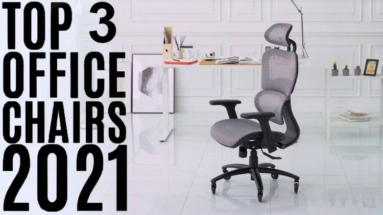 Top 3 Best Office Chairs 2021 in UAE