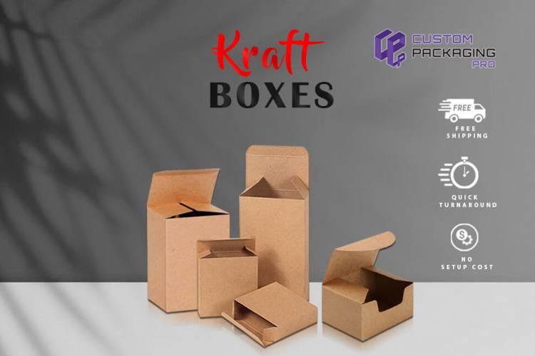 Making of All Interesting Kraft Boxes