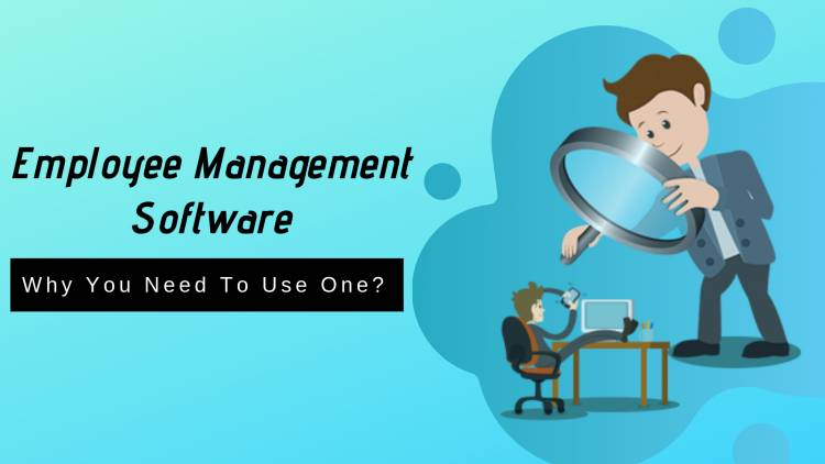 Your Office Productivity will increase by using Employee Management Software