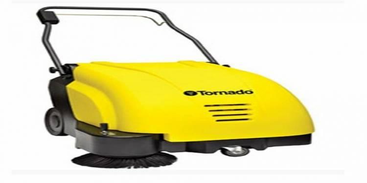 Benefits of Using an Industrial Floor Sweeper