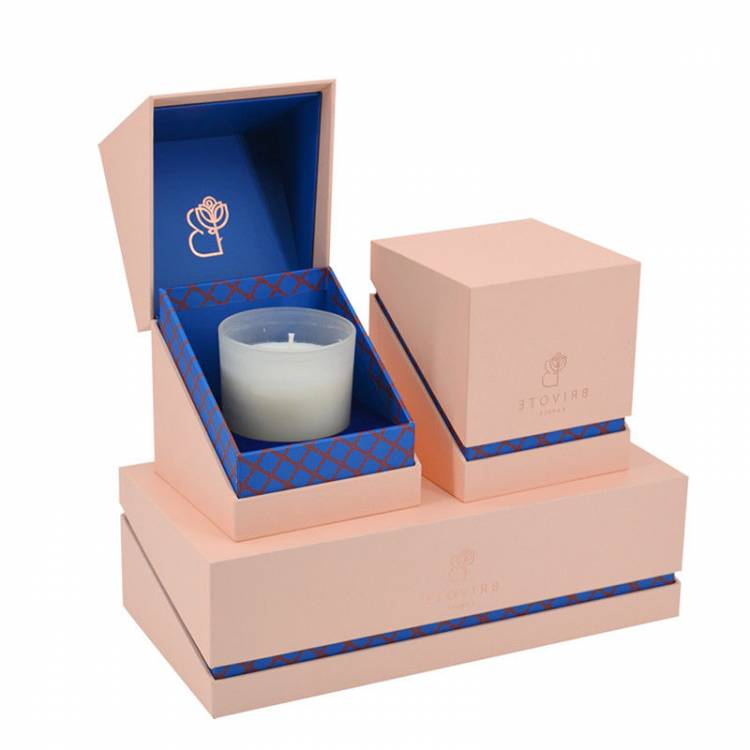 Candle Box Packaging Materials