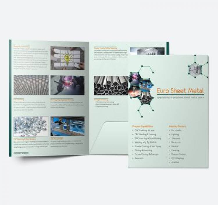 Tips on the Right Finishing Option for Your Company's Presentation Pocket Folder