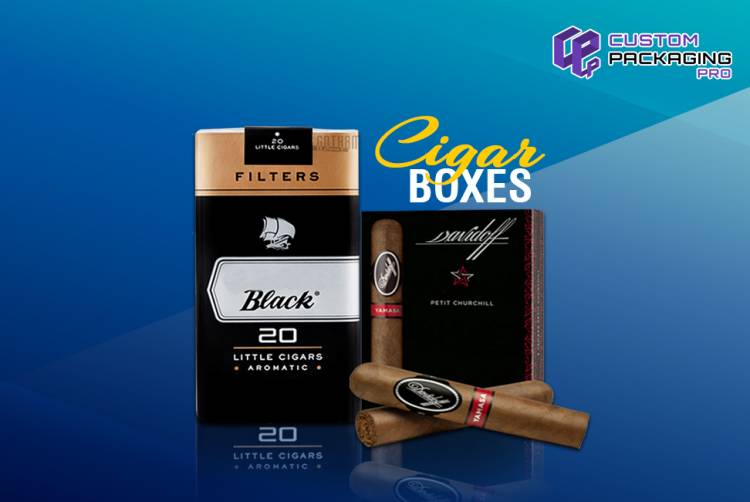 Striking Cigarette Boxes for Enhancing Customer Appeal