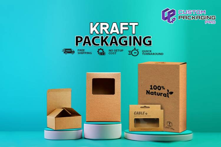 Customize Your Kraft Packaging with the Natural