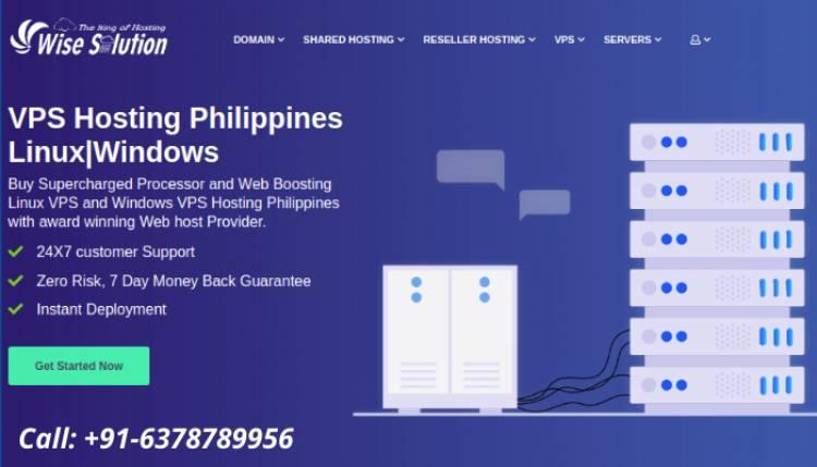 Wisesolution VPS Philippines: Best & Cheapest Hosting Provider